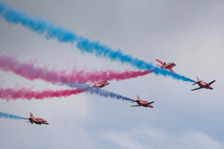 The Torbay Airshow, Paignton