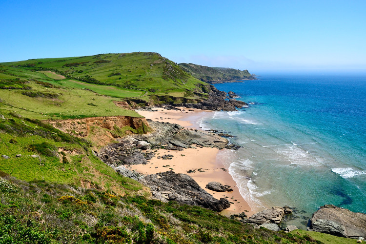 Follow the South West Coast Path to see the sights in Salcombe