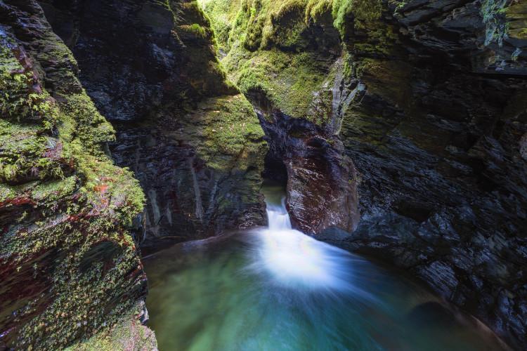 Lydford Gorge Devon