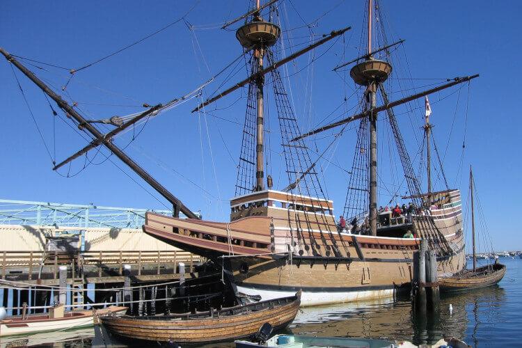 Mayflower 1