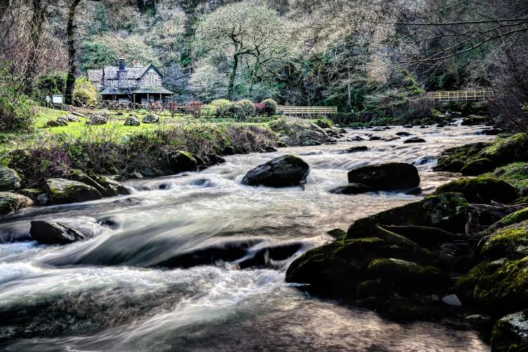 Watersmeet near Lynmouth