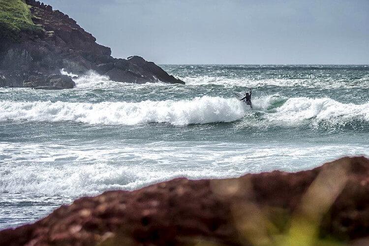 Manorbier surf