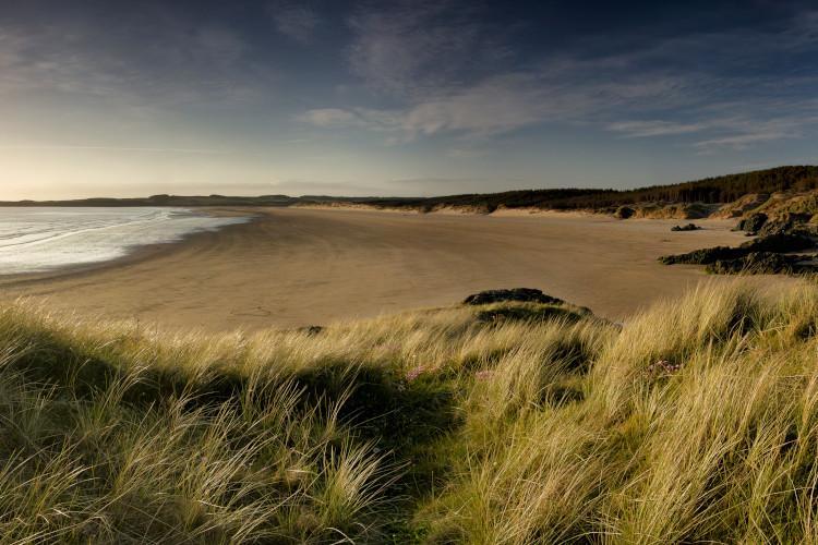 Matraeth beach