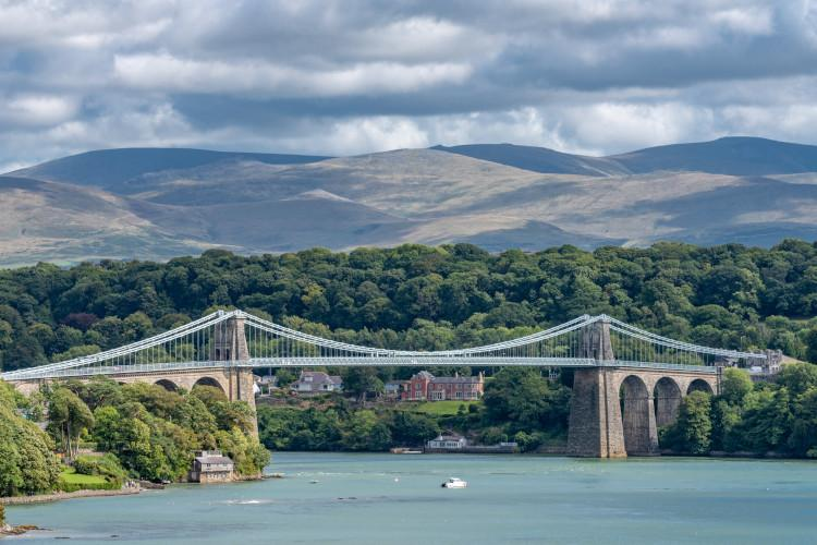 Menai Food Festival in Anglesey, Wales