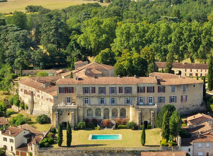 Chateau Gascogne - large villa in Gascony