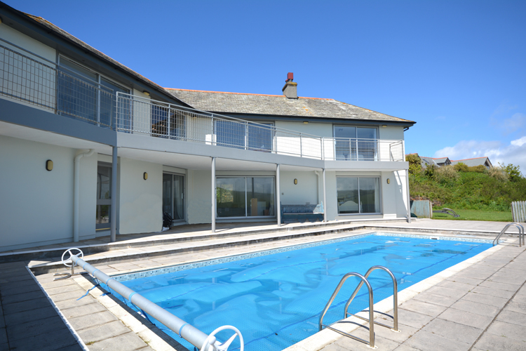 Samphire House, Crackington Haven, Cornwall