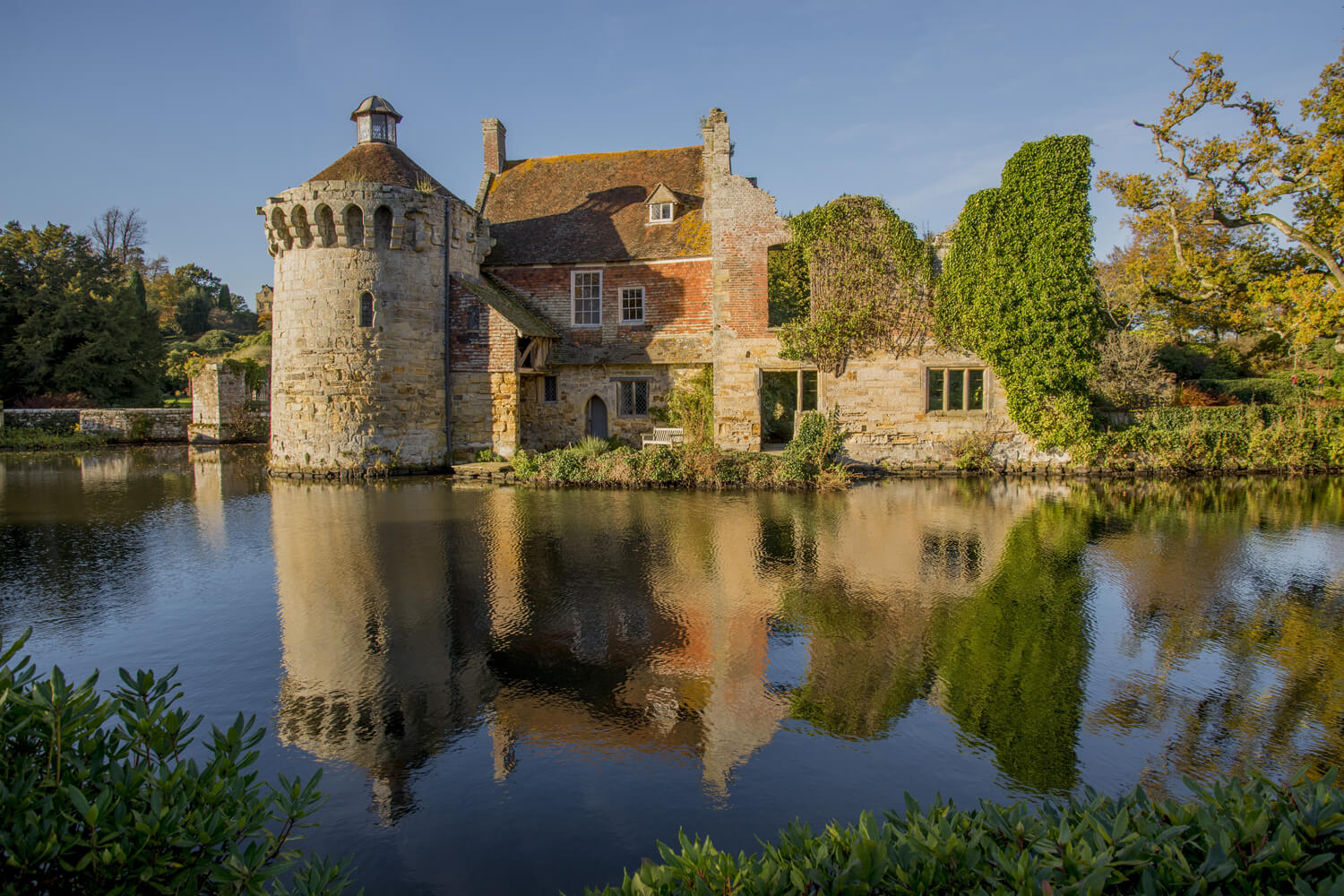 Scotney Castle, Tunbridge Wells