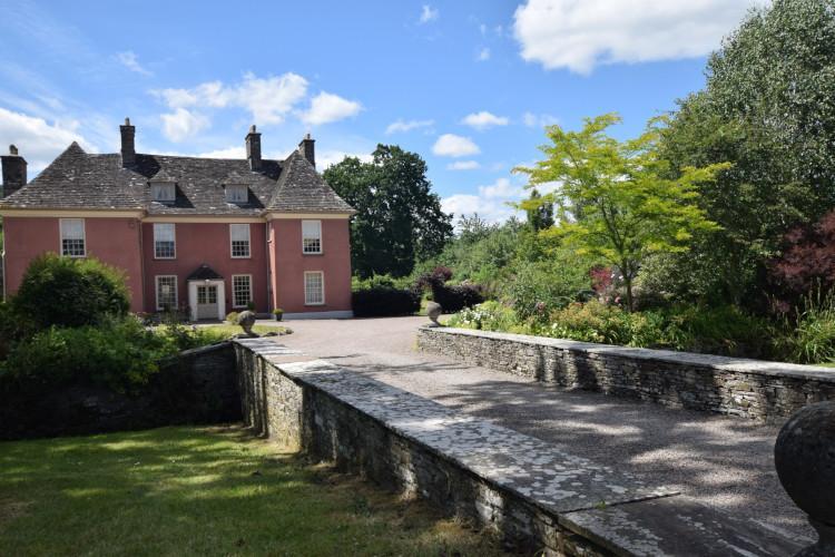 Abercynrig House