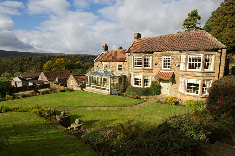 5 large holiday cottages in Yorkshire that we love