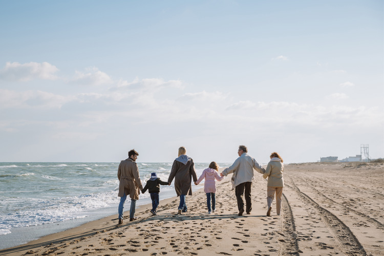 Top tips for planning multi-generational holidays