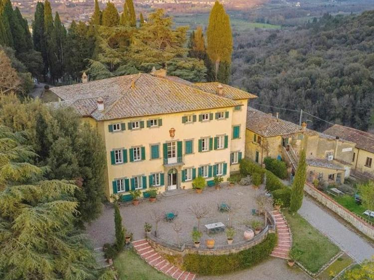 Tuscan Vineyard Villa (WLS72034)