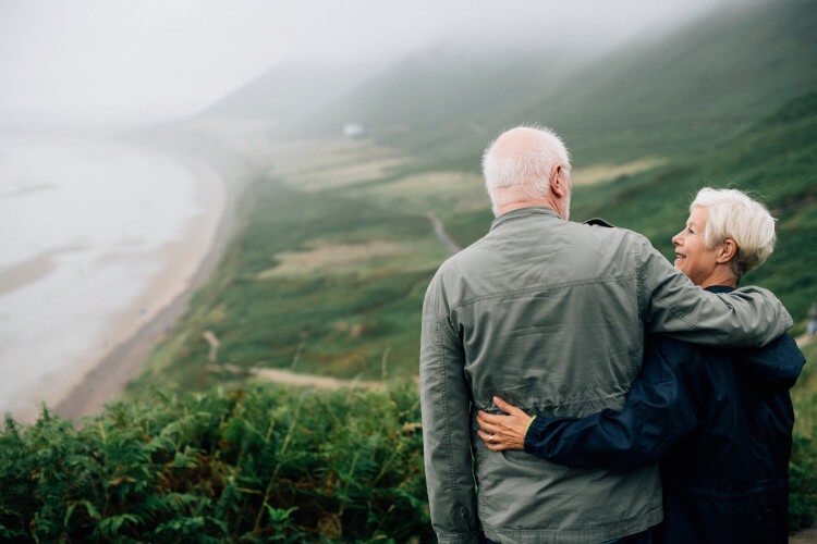 Romantic activity holidays in West Wales