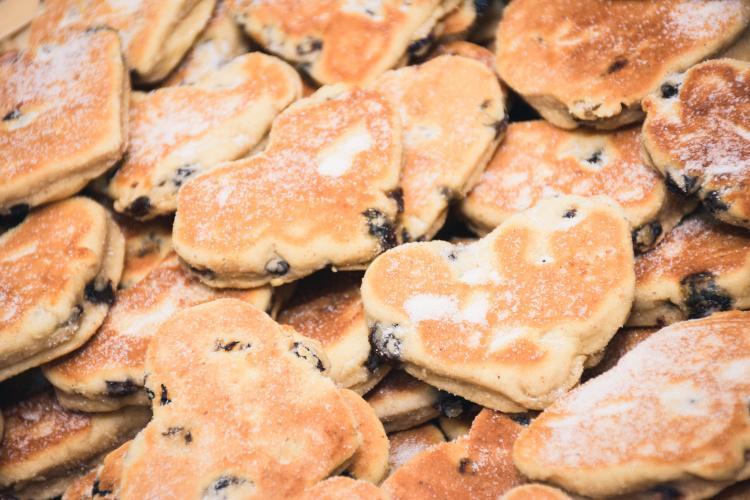 Welshcakes