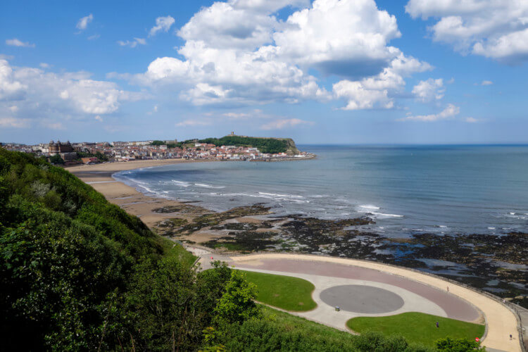 Dog-friendly Scarborough South Bay