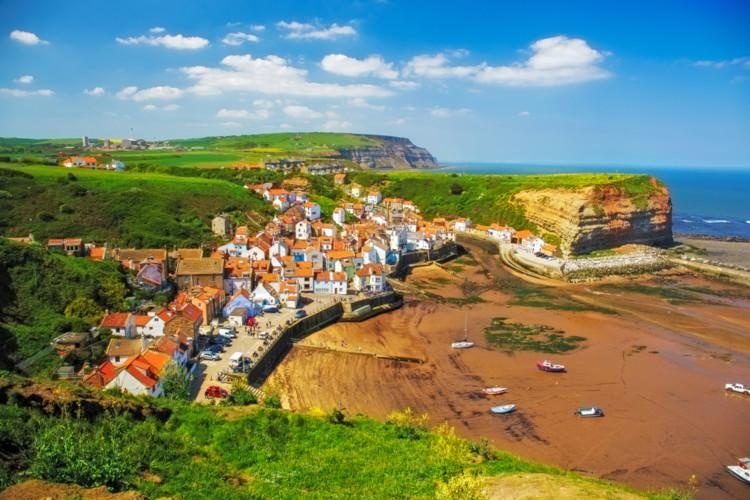 Dog friendly Staithes