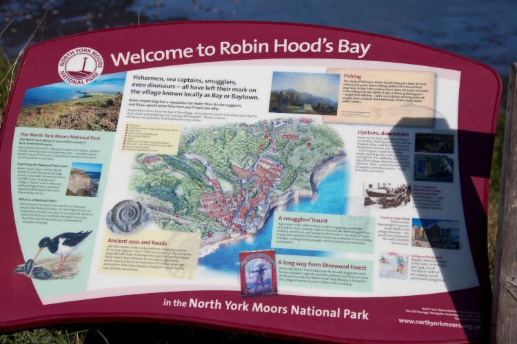 Robin Hood's Bay guide