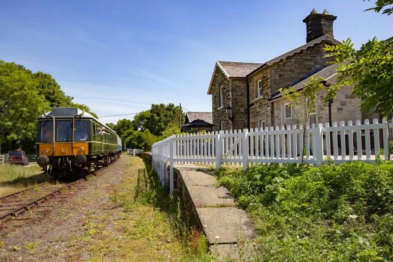Local railway