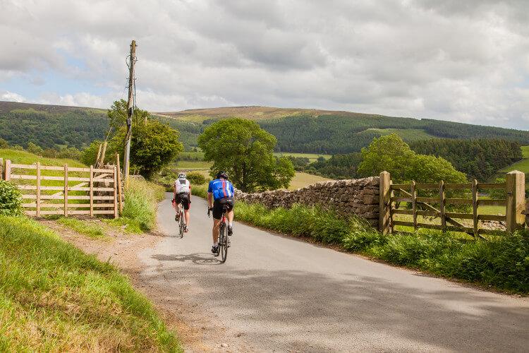 Dales cycling