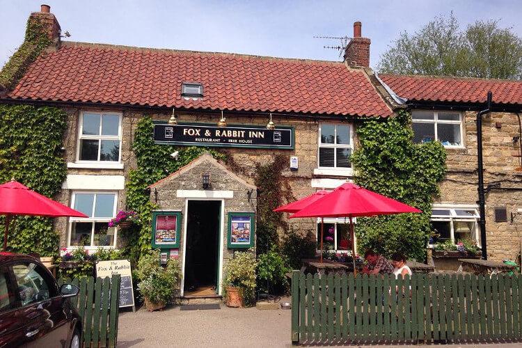 Fox & Rabbit Inn