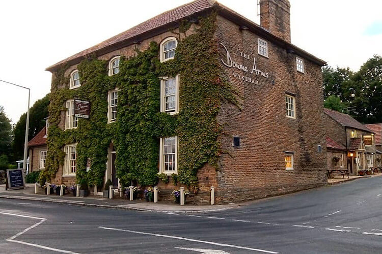 The Downe Arms