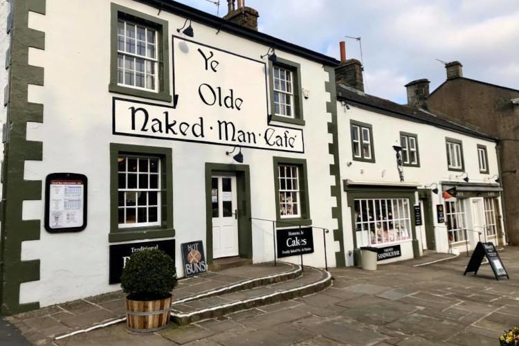 Ye Olde Naked Man Cafe & Bakery