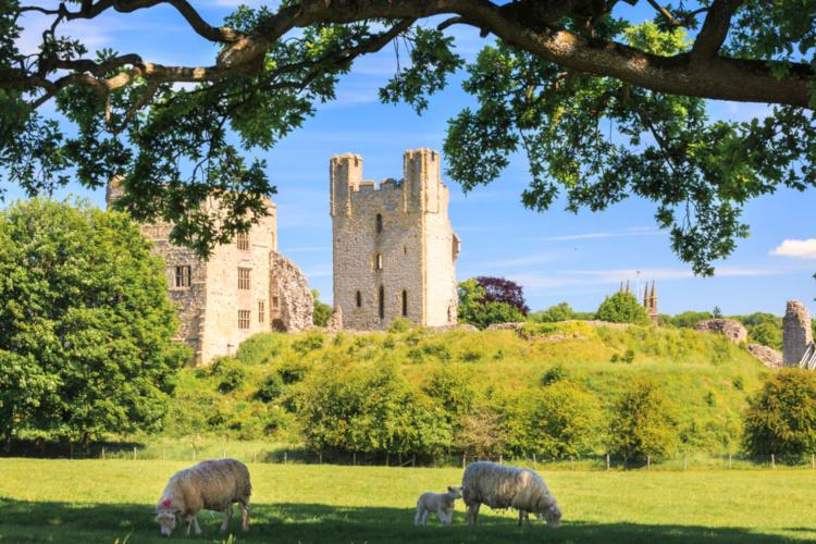 Yorkshire Castles