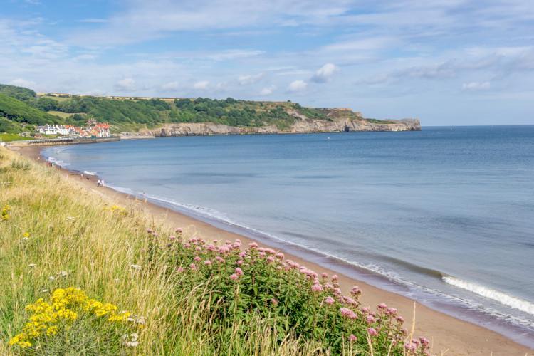 Sandsend - Yorkshire Coast walks