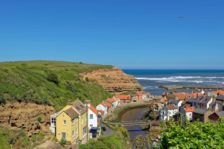 Staithes - Yorkshire Coast walks