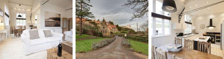 Yorkshire Coast cottages