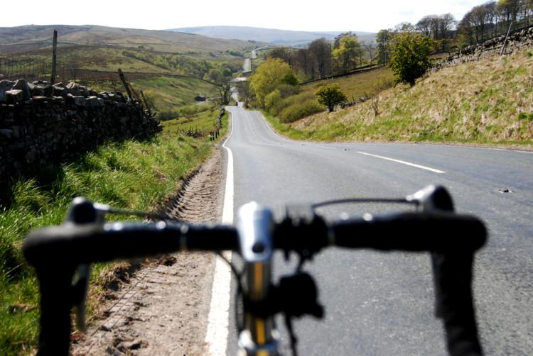 Cycling in Yorkshire - road cycling