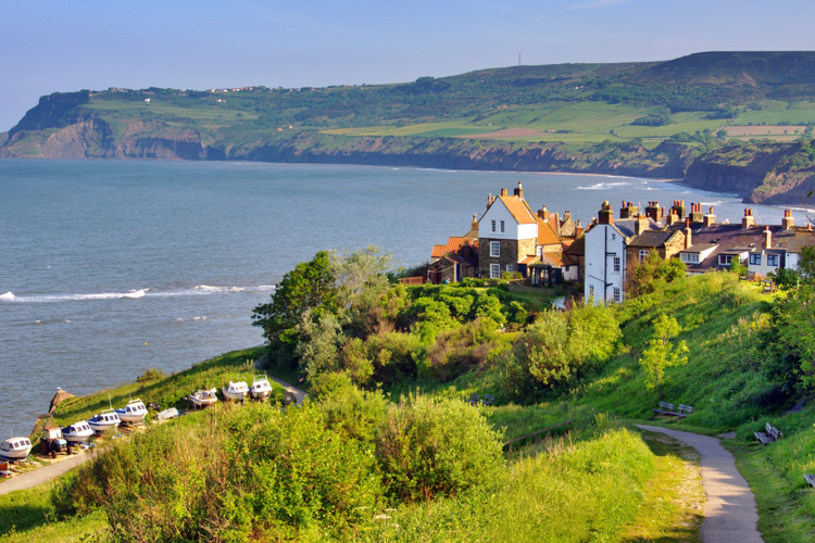 Whitby - Cleveland Way