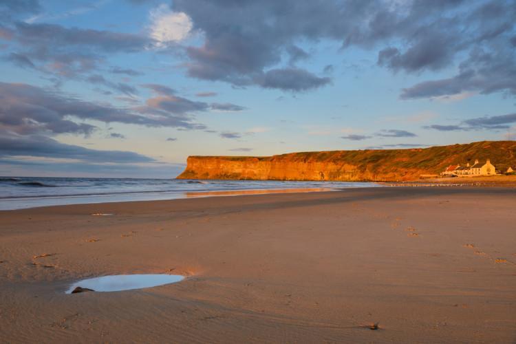 Best beaches in Yorkshire - Saltburn