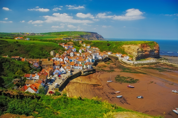 Best beaches in Yorkshire - Staithes