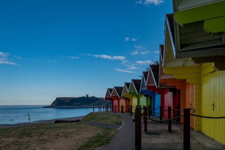 Best beaches in Yorkshire - Scarborough