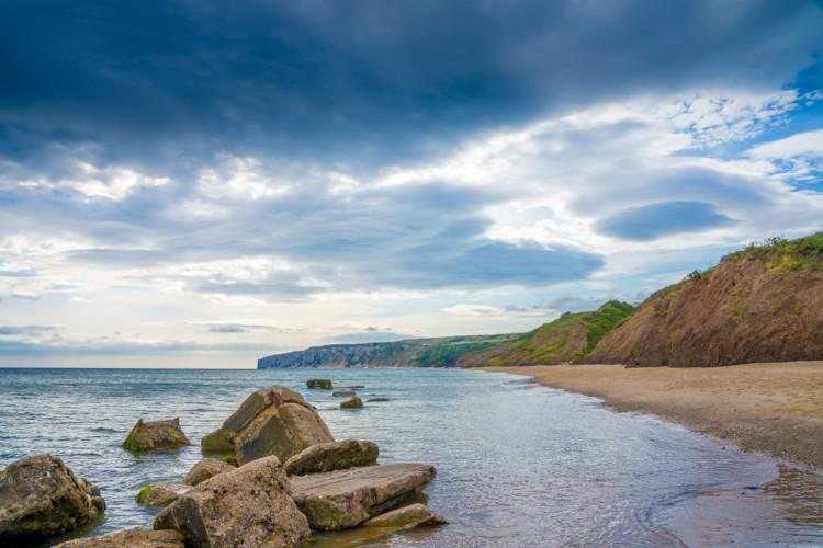 Best beaches in Yorkshire - Filey