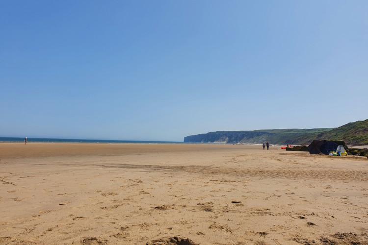 Best beaches in Yorkshire - Reighton