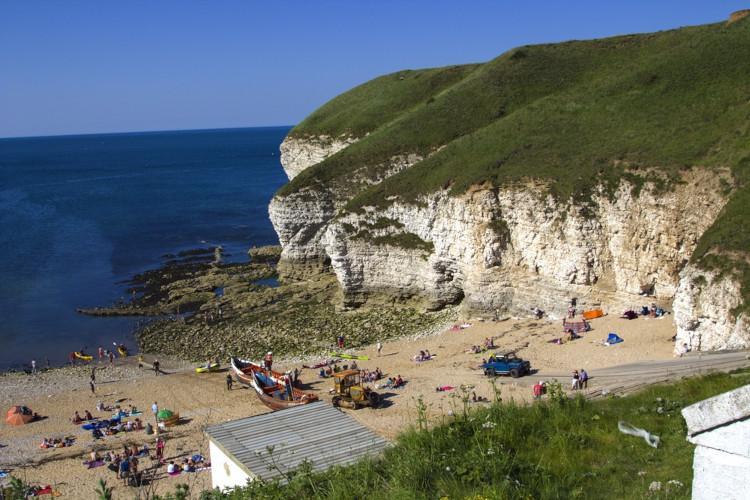 Best beaches in Yorkshire - Flamborough