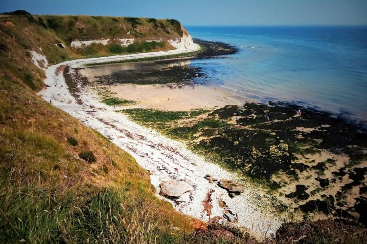 Best beaches in Yorkshire - Danes Dyke