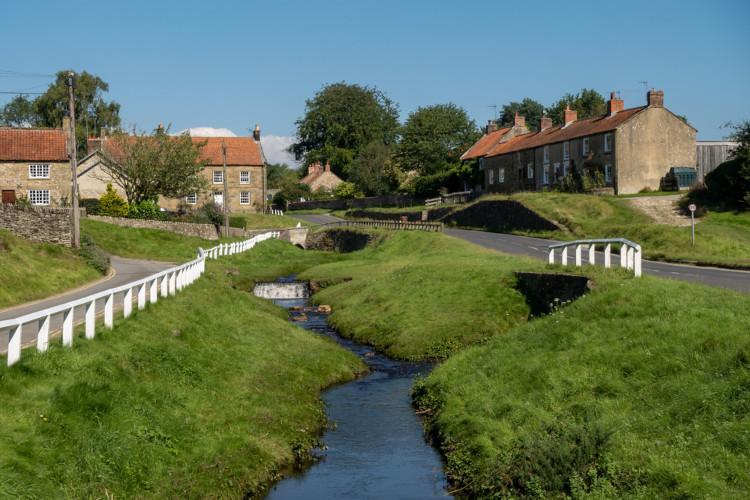 Pretty Yorkshire villages - Hutton le Hole