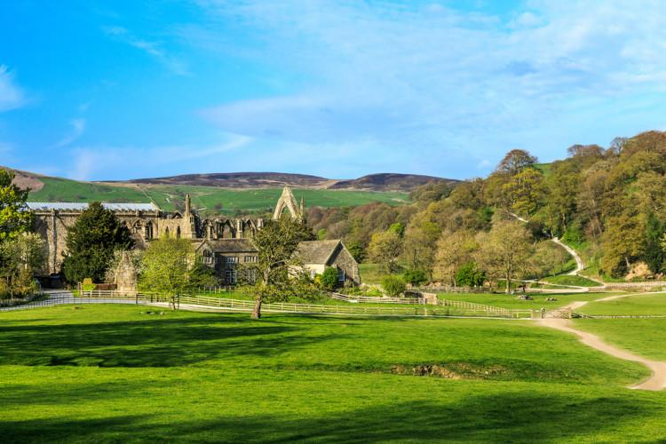 Grassington things to do - Bolton Abbey