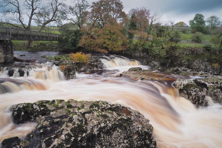 Grassington walks - Linton Falls