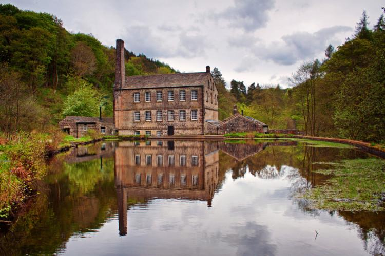 Things to do in Haworth - Hardcastle Crags