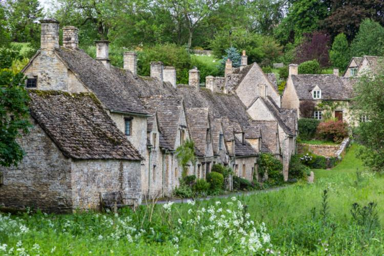 Romantic Cotswolds - Bibury