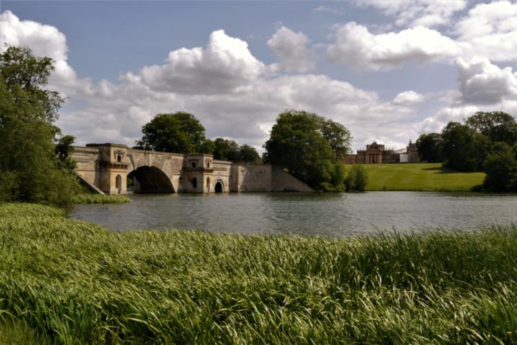 Cotswolds stately home - Blenheim