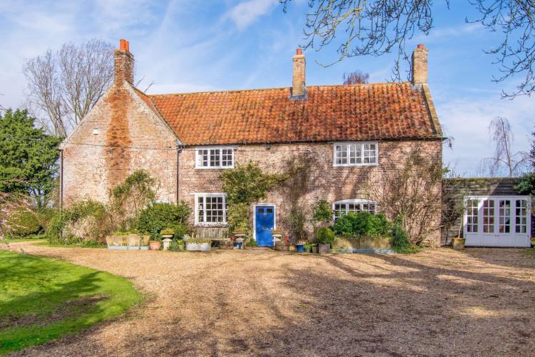 Dog-friendly Norfolk cottages