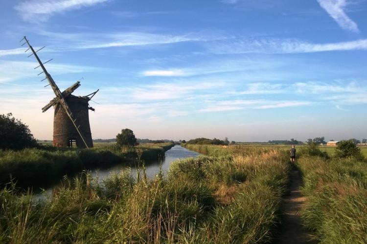 Norfolk Broads walk