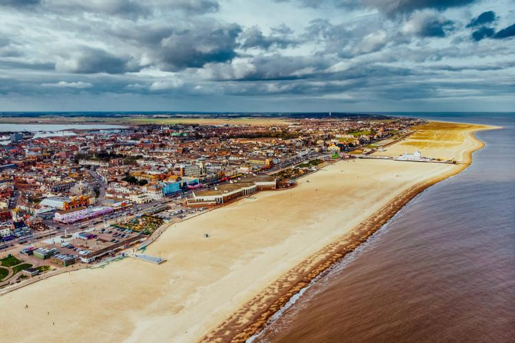 Norfolk seaside towns - Great Yarmouth
