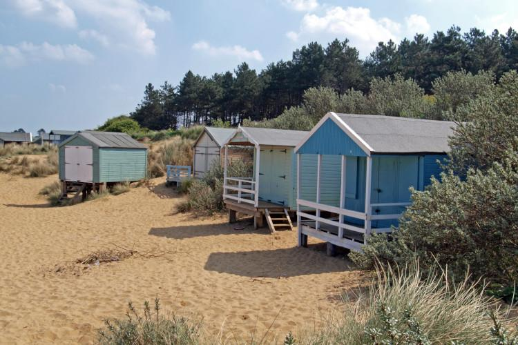 Norfolk seaside towns - Hunstanton