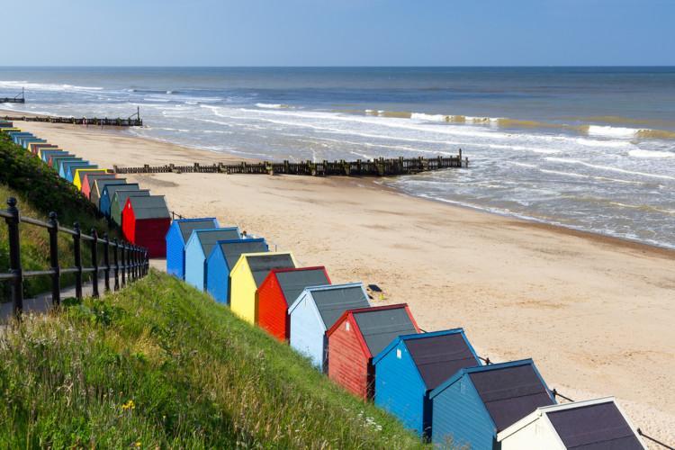 Norfolk seaside towns - Mundesley