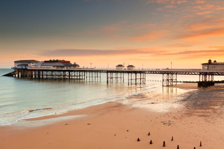 Norfolk seaside towns - Cromer